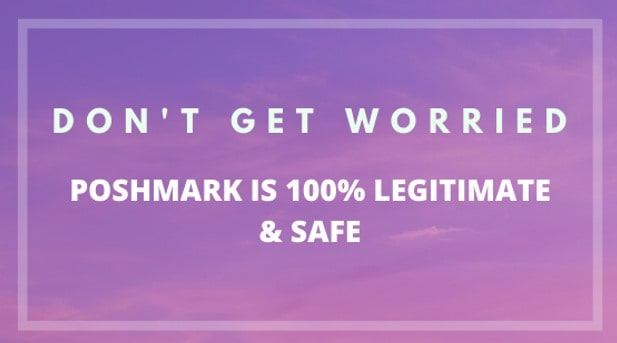 is poshmark safe - is it legit