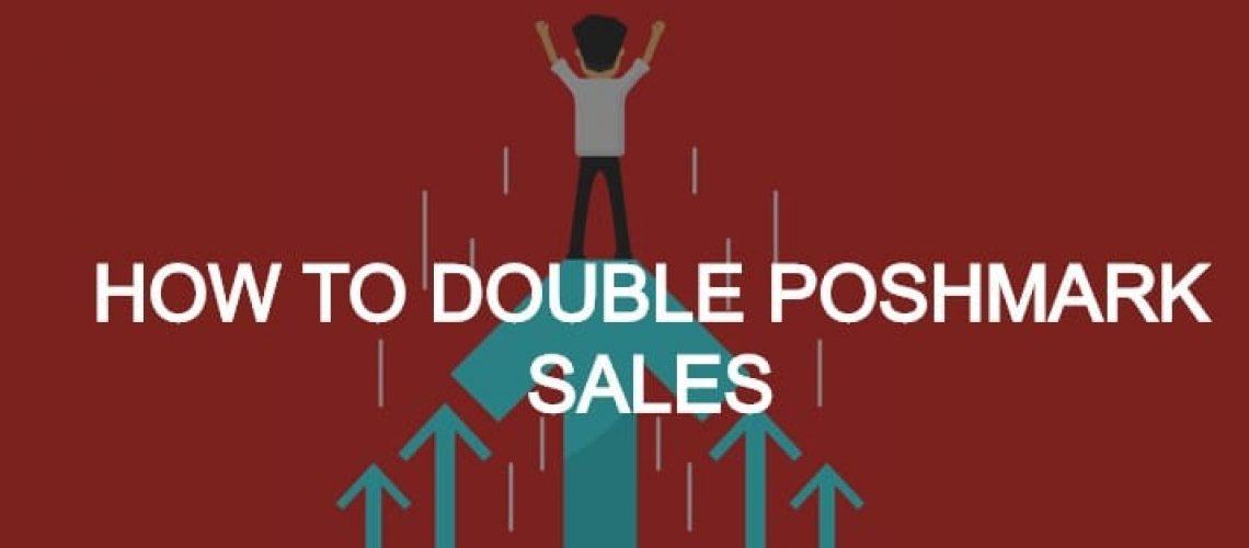 double poshmark sales